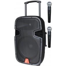 Clarity MAX12MBAW Акустическая система + 2 беспроводных микрофона