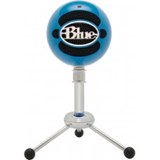Blue Microphones Snowball ELECTRIC BLUE конденсаторный USB микрофон