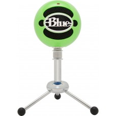 Blue Microphones Snowball NEON GREEN конденсаторный USB микрофон