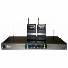 Mipro MR-823D/MT-801*2 (803.375 MHz/821.250 MHz) Радиосистема