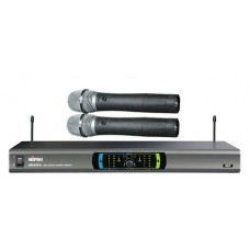 Mipro MR-823D/MH-80*2/MD-20* dynamic (800.425/816.350 MH Радиосистема