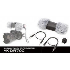 Tascam AK-DR70C  Набор аксессуаров
