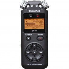 Tascam DR-05, цифровой диктофон