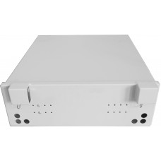 Шкаф антивандальный 3U, глубина 450мм