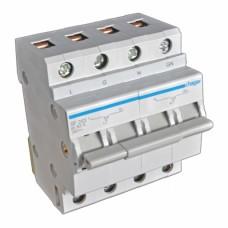 Модульный переключатель питающих вводов 2P 63А