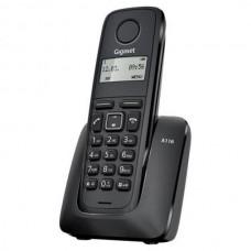 Gigaset A116 Black, радиотелефон DECT