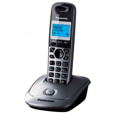 Panasonic KX-TG2511UAM Metallic, радиотелефон DECT