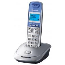 Panasonic KX-TG2511UAS Silver, радиотелефон DECT