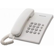 Panasonic KX-TS2350UAW White, проводной телефон