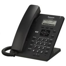 Panasonic KX-HDV100RUB Black, проводной sip-телефон