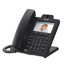 Panasonic KX-HDV430RUB Black, проводной sip-видеотелефон