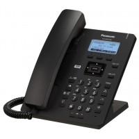 Panasonic KX-HDV130RUB Black, проводной sip-телефон