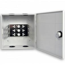 Настенная коробка под 3 плинта типа Krone, Hypernet