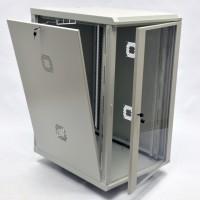 Монтажный шкаф 21U, 600х600х1040мм (Ш*Г*В), акриловое стекло, серия MGSWA