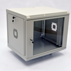 Монтажный шкаф 9U, 600х350х507 мм (Ш*Г*В), акриловое стекло, серия MGSWA