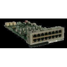 OS7400BSL3, плата 16 аналоговых линий