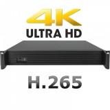 BSP-NVR-3604-02, цифровой видеорегистратор на 36 каналов 4HDD 24Тб