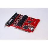 AMUR-PCI-E1-3/1, многоканальный регистратор
