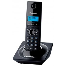 Panasonic KX-TG1711UAB Piano Black, радиотелефон DECT