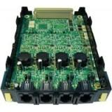Panasonic KX-TDA3171XJ, плата 4 внутренних цифровых портов для KX-TDA30RU
