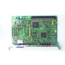 Panasonic KX-TDA0101UA, плата центрального процессора (MPR)