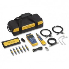 Fluke Networks CableIQ Advanced IT Kit (CIQ-KIT) - комплект тестера