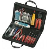 Hobbes HT-6713 - набор инструментов для обслуживания телефонных и компьютерных сетей
