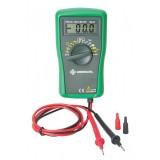 Greenlee DM-25 - цифровой мультиметр