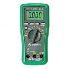 Greenlee DM-45 - цифровой мультиметр