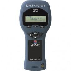 Psiber LanMaster 35 «Power and LINK», сетевой тестер