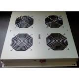 Модуль вентиляторный на 4 вентилятора, для напольных шкафов