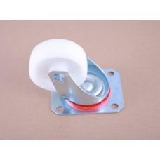Колесо к шкафам полиамид (d80) на площадке 150кг/колесо, CMS