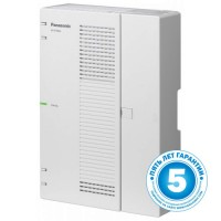 Panasonic KX-HTS824RU, ip атс - конфигурация 8 внешних 16 внутренних линий