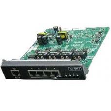 Panasonic KX-NS0280X, 4-портовая плата цифровых интерфейсов BRI /2-портовая плата ТА (SLC2/BRI4)