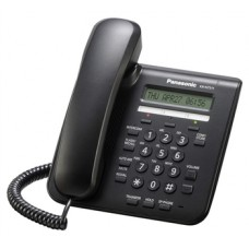 Panasonic KX-NT511ARUB Black, проводной ip-телефон для АТС Panasonic KX-TDE/NCP/NS