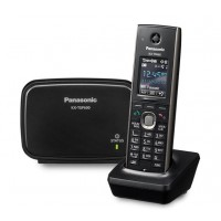 Panasonic KX-TGP600RUB Black - SIP-DECT телефон