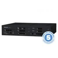 Panasonic KX-NS500UC, IP-АТС - базовая конфигурация 6 внешних, 16 внутренних, 2 системных порта