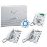 Panasonic KX-TEM824UAP (Аналоговая гибридная АТС)