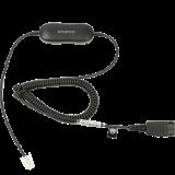 Jabra GN1200 CC Кабель-адаптер для гарнитур (витой)