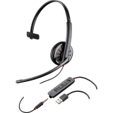 Plantronics BlackWire C315.1-M, гарнитура USB/jack 3.5 MS Lync