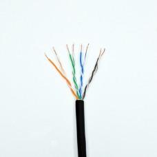 OK-net КПВЭ-ВП (100) 4х2х0,48 (F/UTP-cat.5E-SL), бухта 305м