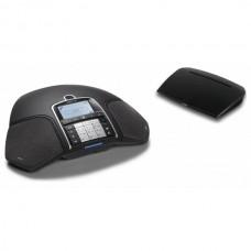 Konftel 300Wx-IP - конференц-телефон (дисплей, рус.меню, USB-порт, аккумулятор, зарядное устройство, в комплекте с IP(SIP)-DECT станцией)