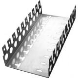 Монтажный хомут для крепления на стену 10 плинтов (100 пар)