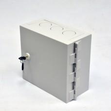 Коробка настенная пластиковая 30 пар, рамеры: 170х180х75мм(Ш*Г*В) EPNew