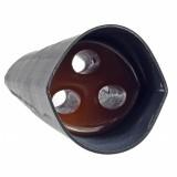 Термоусаживаемый кабельный ввод с гелем D34 мм (3х9 мм), тип А