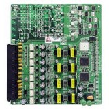 L60-SLIB8, плата подключения 8-ми внутренних тлф. (1 на блок)