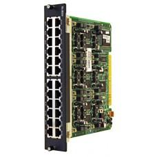 MG-SLIB24, плата 24-ти аналоговых линий с CID, RJ-45