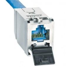 Модуль экранированный S500, 1xRJ45, FutureCom, кат.6a, Corning