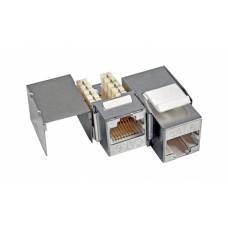 Модуль KeyStone RJ45 FTP, кат. 6, 110, Slim, W - 17.3 мм, EPNew