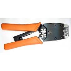 Инструмент профи для обжимки RJ-45 (8P8C) & RJ-12(6P6C) (HT-500R), Hypernet